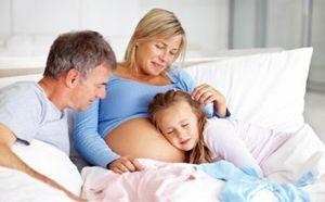 Беременность и роды после 40 лет
