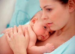 Малыш не сосет грудь