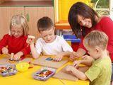 Коррекционные занятия с детьми