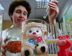 Опасные для здоровья ребенка игрушки