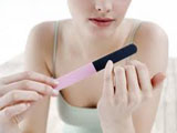 Как снять нарощенные ногти