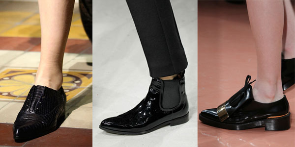 Мужской стиль, обувь мода 2015