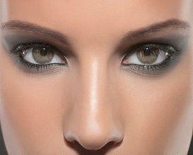 Как правильно красить глаза тенями