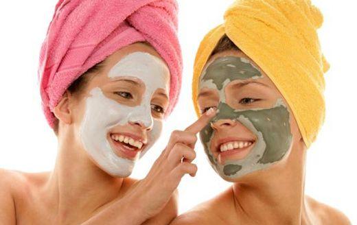 Очищающие маски для лица с глиной