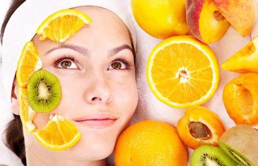 Очищающие маски для лица из продуктов