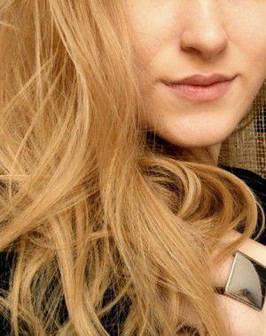 Лёгкие волны на волосах