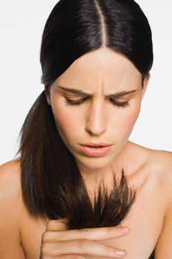 Профилактика от секущихся волос