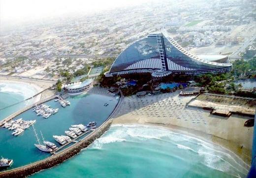Пляжи Jumeirah Open Beach и Jumeirah Beach Residence