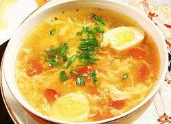 рецепты супов на курином бульоне видео