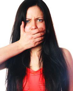 запах изо рта и носа причины